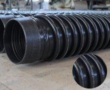 HDPE缠绕结构壁B型管成为改善市政排水设施主要管